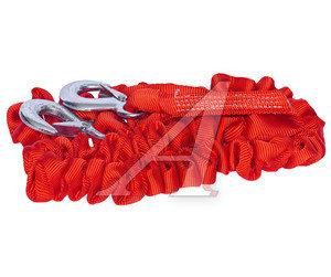 Трос буксировочный 3т 4м эластичный (крюк-крюк) AUTOPROFI AUTOPROFI TRL-3000, TRL-3000