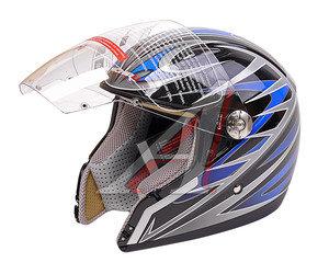 Шлем мото (открытый) MICHIRU Уран S MO 150 M, 4620770792972