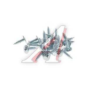 Шуруп для тонколистового металла с плоской головкой Zn 4.2 х 19 (25шт.) 5 1249 1