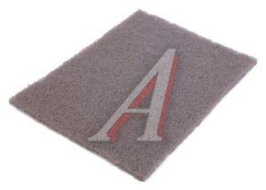 Скотч-брайт ультратонкий серый лист 3M 3M 07448, 61425