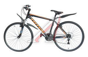"""Велосипед 26"""" 21-ск. черный LUDI TOTEM T15B213 C, T15B213"""
