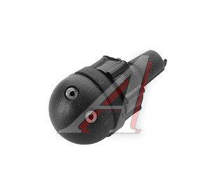Жиклер ВАЗ-2101-09 омывателя двойной круглый с гайкой черный AVDA 2108-5208060, 18181