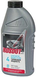 Жидкость тормозная DOT-4 0.455кг РОС DOT ТОСОЛ-СИНТЕЗ, 047-032,