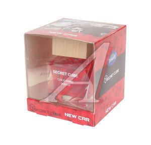 Ароматизатор на панель жидкостной (новая машина) 50мл Secret Cube TASOTTI 312, TASOTTI Secret Cube/new car