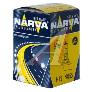 Лампа 12V H12 55W PZ20d NARVA 48097, N-48097