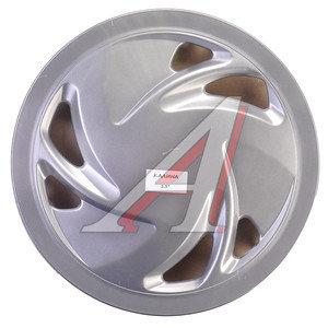 Колпак колеса R-13 декоративный серый комплект 4шт. КАЛИНА КАЛИНА R-13