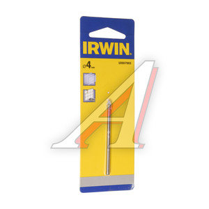 Сверло по стеклу и керамике 4.0мм Joran IRWIN 10507903