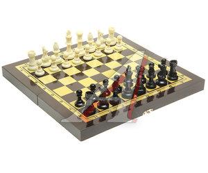 Игра настольная 6 в 1 (шашки, шахматы, нарды, покер, домино, кости) MX0961, 246510