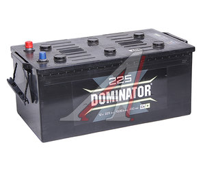 Аккумулятор DOMINATOR 225А/ч обратная полярность 6СТ225