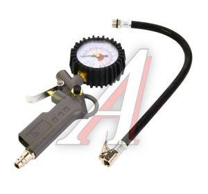 Пистолет для подкачки шин с манометром PRAKTIKA 60D-5 // TG 11, 31730