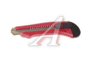 Нож 18мм с сегментированным лезвием усиленный FIT FIT-020025/10168, 10168/020025
