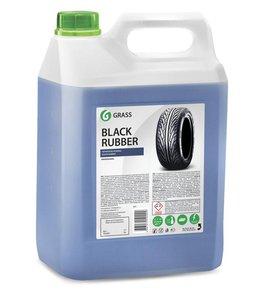 Очиститель шин BLACK RUBBER 5кг GRASS GRASS, 121101
