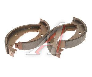 Колодки тормозные BMW 3 (E36) задние барабанные (4шт.) TRW GS8594, 34416761289
