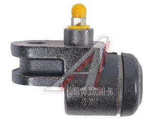 Цилиндр тормозной передний УАЗ левый ЗМЗ SOLLERS 469-3501041-01, 0469-00-3501041-496