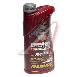 Масло моторное ENERGY FORMULA JP FG-5 синт.1л MANNOL MANNOL SAE5W30, 1059