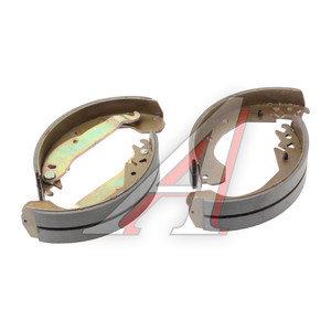 Колодки тормозные OPEL Kadett E задние барабанные (4шт.) TRW GS6211, 1605887
