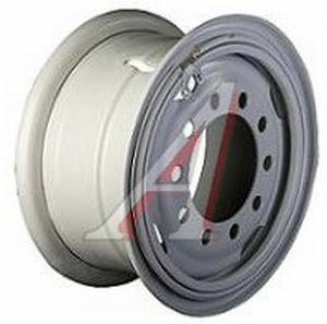 Диск колесный УРАЛ-4320,5323 (10.0х20) под ОИ-25 ЧКПЗ 654-3101012, 167.6543-3101012