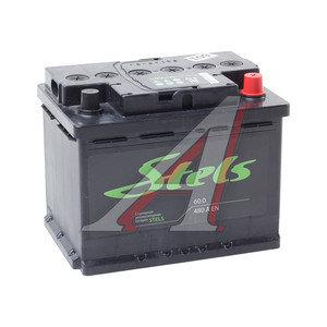 Аккумулятор STELS 60А/ч обратная полярность 6СТ60