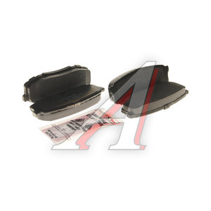 Колодки тормозные TOYOTA Land Cruiser 200 LEXUS LX450,570 (07-) задние керамика (4шт.) HAWK HB.590Z.682, GDB3491