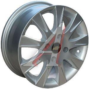 Диск колесный литой DAEWOO Gentra CHEVROLET Lacetti R15 GM12 S REPLICA 4х114,3 ЕТ44 D-56,6