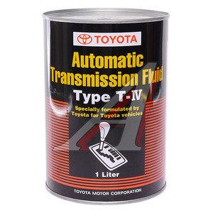 Масло трансмиссионное ATF для АКПП TOYOTA TYPE T-4 1л OE 08886-81016, TOYOTA ATF