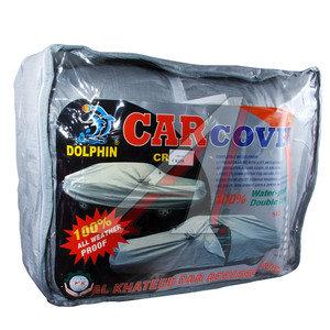 Чехол-тент SILVER автомобильный влагостойкий XL2-440см DOLFIN CR-135XL2,