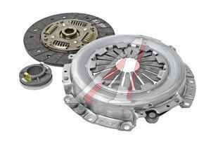 Сцепление KIA Sephia (96-) (1.5) комплект (200мм) VALEO 826358, 0K201-16460/0K201-16410/0K2A1-16510A