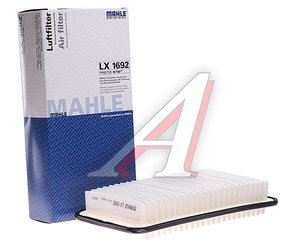 Фильтр воздушный TOYOTA Corolla (T250) MAHLE LX1692, 17801-0G010