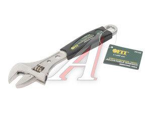 Ключ разводной 200х30мм FIT FIT-70162, 70162,