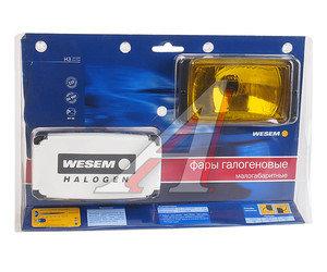 Фара дальнего света желтая 2шт. WESEM WESEM HMz 083.31, HMz 083.31