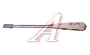 Отвертка шлицевая SL 13.0х280мм с накладной деревянной ручкой МЕТАЛЛИСТ От280х2,0НЩ, 11070