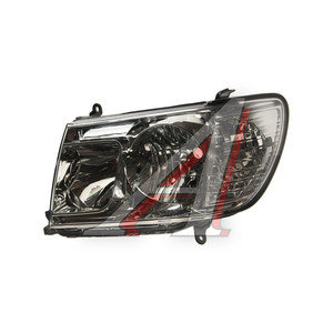 Фара TOYOTA Land Cruiser (05-) левая TYC 20-B7680015B3, 212-11H9L-LD-EM, 81170-60A82