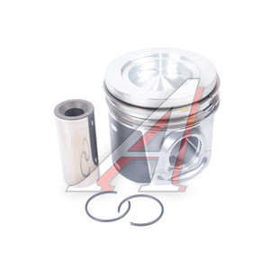 Поршень двигателя УАЗ-3163 IVECO с пальцем и ст. кольцами 1шт. IVECO 2996850, 0088-00-0029960-32