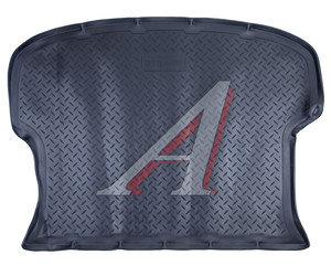 Коврик багажника KIA Sorento (09-12) полиуретан NOR NPL-P-43-65N
