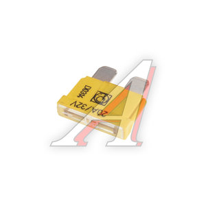 Предохранитель 20A BMW (желтый) OE 61131372518