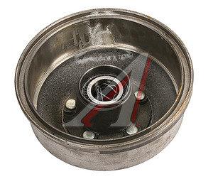 Ступица ГАЗ-2217 задняя в сборе с барабаном (ОАО ГАЗ) 2217-3104004