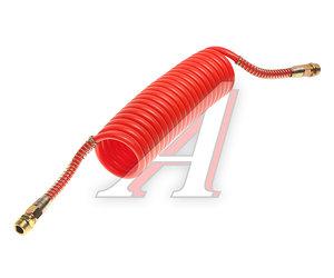 Шланг пневматический витой М22 L=5.5м (красный) ПРЕМИУМ AIR FLEX М22 L=5.5м (красный) (PA6) R, AIR FLEX М22 L=5.5м (красный) (PA6), 64221-3506380