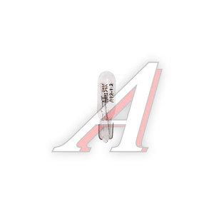 Лампа 12VхW1.2W (W2х4.6d) бесцокольная МАЯК А12-1,2, 61212бц