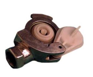 Головка соединительная тормозной системы прицепа МАЗ 12.3521010