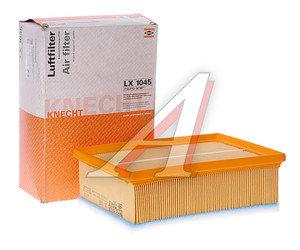 Фильтр воздушный PEUGEOT 307 (02-10) MAHLE LX1045, 1444.TZ