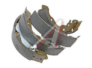 Колодки тормозные HYUNDAI Elantra XD (-00),Matrix (02-) задние барабанные (4шт.) SANGSIN SA062, GS8678, 58305-29A00