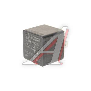 Реле (24V 30A) 5 контактов с сопротивлением BOSCH 0332019204, 81259020473/81259020439/A0045451405/433294