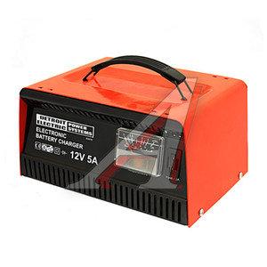Устройство зарядное 12V 5А 220V (автомат) DETROIT ELECTRIC S-03419