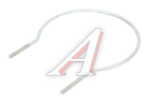 Хомут УРАЛ крепления на один ресивера (ОАО АЗ УРАЛ) 375-3513018-01
