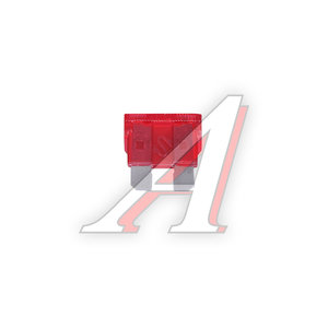 Предохранитель 10А флажковый Red TX FT-10