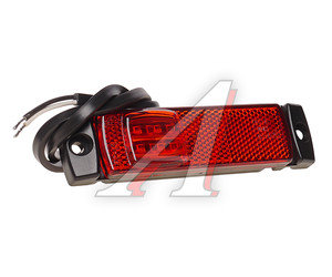 Фонарь габаритный светодиодный красный FRISTOM FT-18 C LED