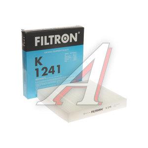 Фильтр воздушный салона MITSUBISHI Lancer 10 FILTRON K1241, LA424,