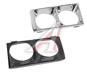Облицовка фар ВАЗ-2106 комплект хром 2106-8401016/17, , 2106-8401016