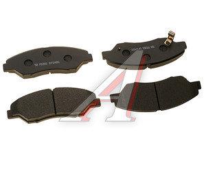 Колодки тормозные KIA Sportage (-03),Sportage передние (4шт.) SANGSIN SP1118, GDB3241, 0K045-3323Z