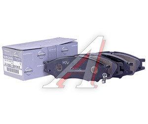 Колодки тормозные NISSAN Almera Classic передние (4шт.) OE D1060-6N0X2, GDB7043, 41060-95F0B